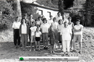 1989  - chorale