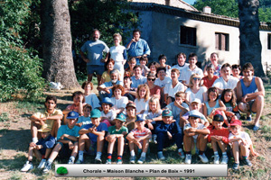 1991 - chorale