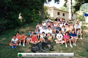 chorale - 1992